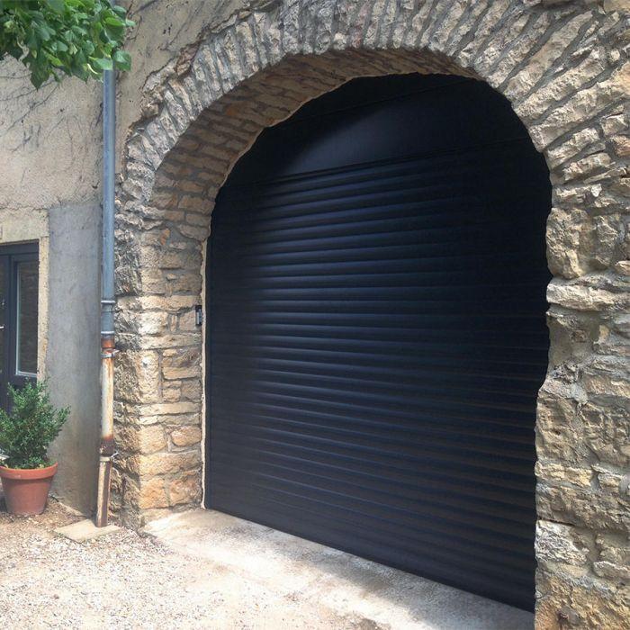 Porte Garage Ouverture Enroulable